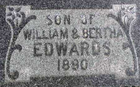 EDWARDS, SON - Wasatch County, Utah   SON EDWARDS - Utah Gravestone Photos