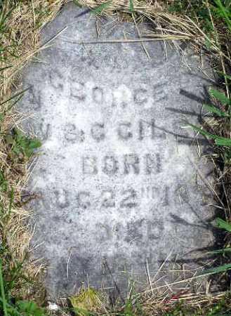 GILES, GEORGE FRANCIS - Wasatch County, Utah   GEORGE FRANCIS GILES - Utah Gravestone Photos