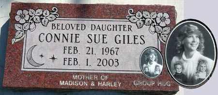 GILES, CONNIE SUE - Wasatch County, Utah   CONNIE SUE GILES - Utah Gravestone Photos