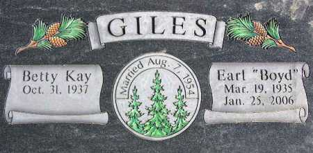 SAUPE GILES, BETTY KAY - Wasatch County, Utah | BETTY KAY SAUPE GILES - Utah Gravestone Photos