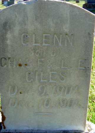 GILES, GLENN - Wasatch County, Utah   GLENN GILES - Utah Gravestone Photos