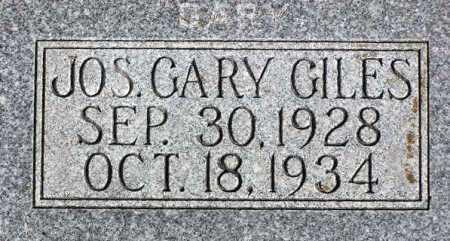 GILES, JOSEPH GARY - Wasatch County, Utah   JOSEPH GARY GILES - Utah Gravestone Photos