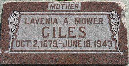 GILES, LAVENIA ANN - Wasatch County, Utah | LAVENIA ANN GILES - Utah Gravestone Photos