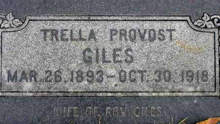 GILES, TRELLA MAY - Wasatch County, Utah | TRELLA MAY GILES - Utah Gravestone Photos