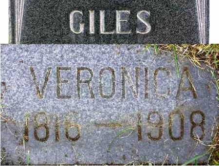 MURDOCH GILES, VERONICA - Wasatch County, Utah | VERONICA MURDOCH GILES - Utah Gravestone Photos