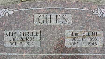 GILES, SARAH VIVA - Wasatch County, Utah | SARAH VIVA GILES - Utah Gravestone Photos