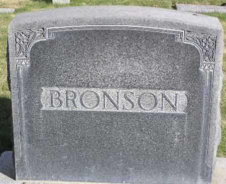 BRONSON, FAMILY - Wasatch County, Utah   FAMILY BRONSON - Utah Gravestone Photos