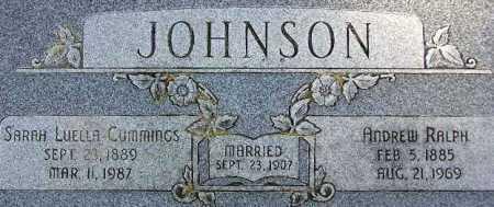 JOHNSON, ANDREW RALPH - Wasatch County, Utah | ANDREW RALPH JOHNSON - Utah Gravestone Photos