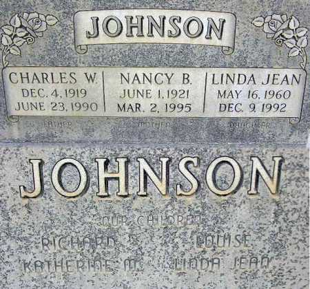 JOHNSON, CHARLES WILLIAM - Wasatch County, Utah | CHARLES WILLIAM JOHNSON - Utah Gravestone Photos