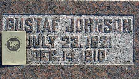 JOHNSON, GUSTAF - Wasatch County, Utah | GUSTAF JOHNSON - Utah Gravestone Photos