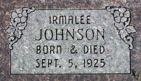 JOHNSON, IRMALEE - Wasatch County, Utah | IRMALEE JOHNSON - Utah Gravestone Photos