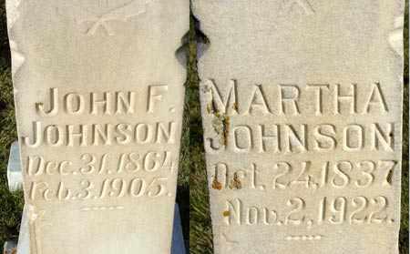 JOHNSON, JOHN F. - Wasatch County, Utah | JOHN F. JOHNSON - Utah Gravestone Photos