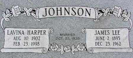 JOHNSON, LAVINA - Wasatch County, Utah | LAVINA JOHNSON - Utah Gravestone Photos