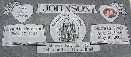 JOHNSON, LYNETTE - Wasatch County, Utah | LYNETTE JOHNSON - Utah Gravestone Photos