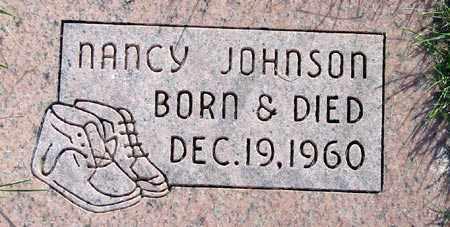 JOHNSON, NANCY - Wasatch County, Utah | NANCY JOHNSON - Utah Gravestone Photos