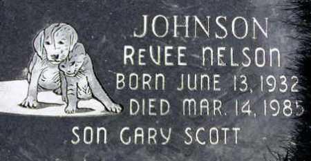 JOHNSON, REVEE - Wasatch County, Utah   REVEE JOHNSON - Utah Gravestone Photos