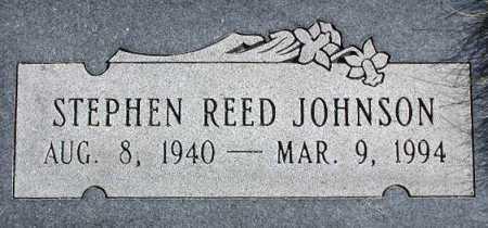 JOHNSON, STEPHEN REED - Wasatch County, Utah   STEPHEN REED JOHNSON - Utah Gravestone Photos