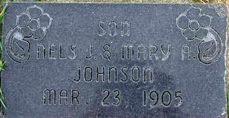 JOHNSON, BABY BOY - Wasatch County, Utah | BABY BOY JOHNSON - Utah Gravestone Photos