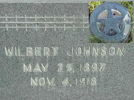 JOHNSON, WILBERT - Wasatch County, Utah | WILBERT JOHNSON - Utah Gravestone Photos