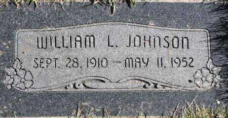 JOHNSON, WILLIAM LENNARD - Wasatch County, Utah | WILLIAM LENNARD JOHNSON - Utah Gravestone Photos