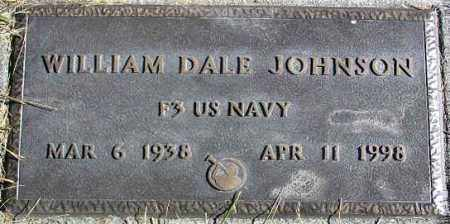 JOHNSON, WILLIAM DALE - Wasatch County, Utah   WILLIAM DALE JOHNSON - Utah Gravestone Photos