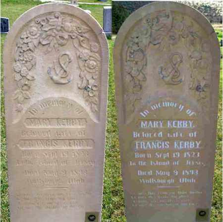KERBY, MARY - Wasatch County, Utah | MARY KERBY - Utah Gravestone Photos