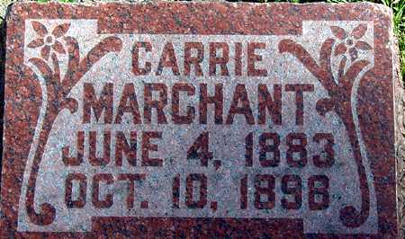 MARCHANT, CARRIE - Wasatch County, Utah   CARRIE MARCHANT - Utah Gravestone Photos