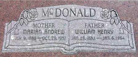 MCDONALD, MARIAN GIBBY - Wasatch County, Utah | MARIAN GIBBY MCDONALD - Utah Gravestone Photos