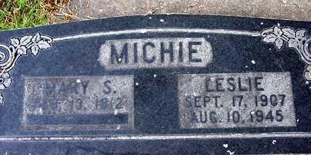 MICHIE, MARY SOPHIA - Wasatch County, Utah | MARY SOPHIA MICHIE - Utah Gravestone Photos