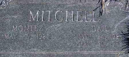 MITCHELL, GAIL - Wasatch County, Utah | GAIL MITCHELL - Utah Gravestone Photos