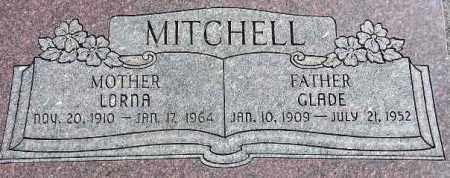 MITCHELL, GLADE - Wasatch County, Utah | GLADE MITCHELL - Utah Gravestone Photos