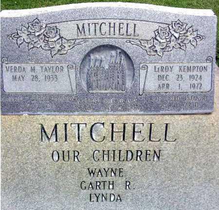 "MITCHELL, VERDA MARIE ""DOLLY"" - Wasatch County, Utah | VERDA MARIE ""DOLLY"" MITCHELL - Utah Gravestone Photos"