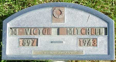 MITCHELL, WILLIAM VICTOR - Wasatch County, Utah | WILLIAM VICTOR MITCHELL - Utah Gravestone Photos