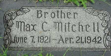 MITCHELL, MAX CARL - Wasatch County, Utah | MAX CARL MITCHELL - Utah Gravestone Photos
