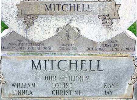 MITCHELL, PERRY JAY - Wasatch County, Utah | PERRY JAY MITCHELL - Utah Gravestone Photos