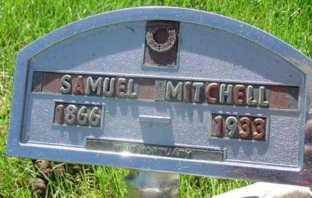 MITCHELL, SAMUEL - Wasatch County, Utah | SAMUEL MITCHELL - Utah Gravestone Photos