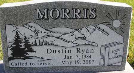 MORRIS, DUSTIN RYAN - Wasatch County, Utah   DUSTIN RYAN MORRIS - Utah Gravestone Photos