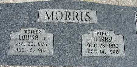 MORRIS, HARRY - Wasatch County, Utah | HARRY MORRIS - Utah Gravestone Photos