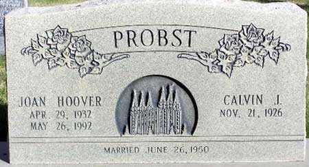 PROBST, JOAN - Wasatch County, Utah   JOAN PROBST - Utah Gravestone Photos