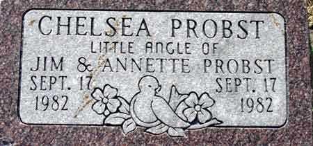 PROBST, CHELSEA - Wasatch County, Utah | CHELSEA PROBST - Utah Gravestone Photos