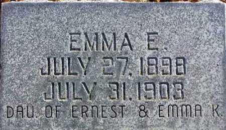 PROBST, EMMA ELIZABETH - Wasatch County, Utah | EMMA ELIZABETH PROBST - Utah Gravestone Photos