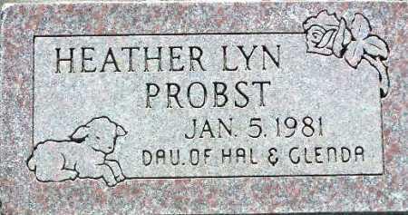 PROBST, HEATHER LYN - Wasatch County, Utah | HEATHER LYN PROBST - Utah Gravestone Photos