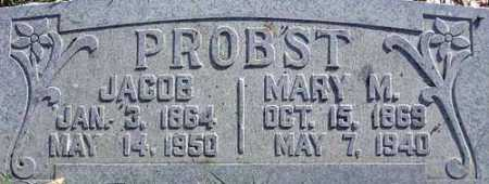 PROBST, MARY MAGDALENA - Wasatch County, Utah | MARY MAGDALENA PROBST - Utah Gravestone Photos