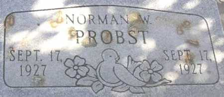 PROBST, NORMAN WRIGHT - Wasatch County, Utah | NORMAN WRIGHT PROBST - Utah Gravestone Photos