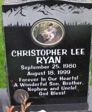 RYAN, CHRISTOPHER LEE - Wasatch County, Utah | CHRISTOPHER LEE RYAN - Utah Gravestone Photos