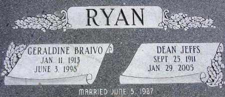 RYAN, SOPHIE GERALDINE - Wasatch County, Utah | SOPHIE GERALDINE RYAN - Utah Gravestone Photos