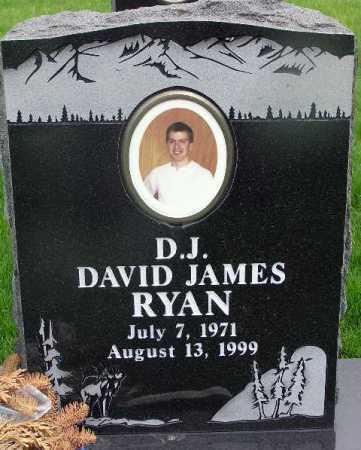 RYAN, DAVID JAMES - Wasatch County, Utah   DAVID JAMES RYAN - Utah Gravestone Photos