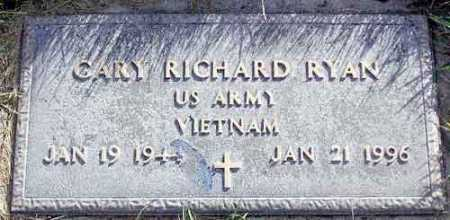 RYAN, GARY RICHARD - Wasatch County, Utah | GARY RICHARD RYAN - Utah Gravestone Photos