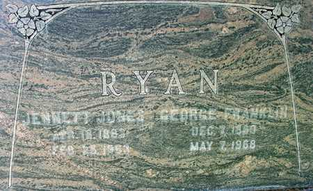 JONES RYAN, JENETT CAMPBELL - Wasatch County, Utah | JENETT CAMPBELL JONES RYAN - Utah Gravestone Photos