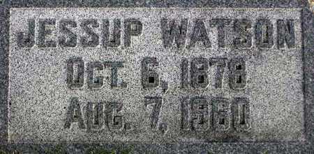 THOMAS, JESSUP WATSON - Wasatch County, Utah | JESSUP WATSON THOMAS - Utah Gravestone Photos
